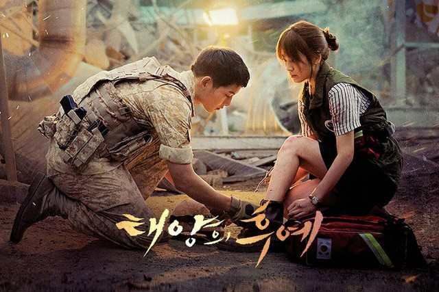 phim bo han quoc - Descendants Of The Sun